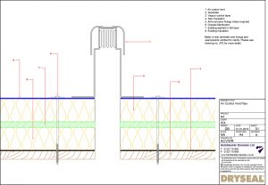 Dryseal Drawing Air Control Vent Detail