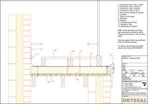 Dryseal Drawing Balcony Decking Finish