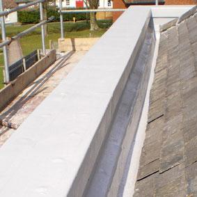 Parapet Wall Encapsulation