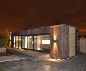 Ripple Shipping Container Home, Dublin