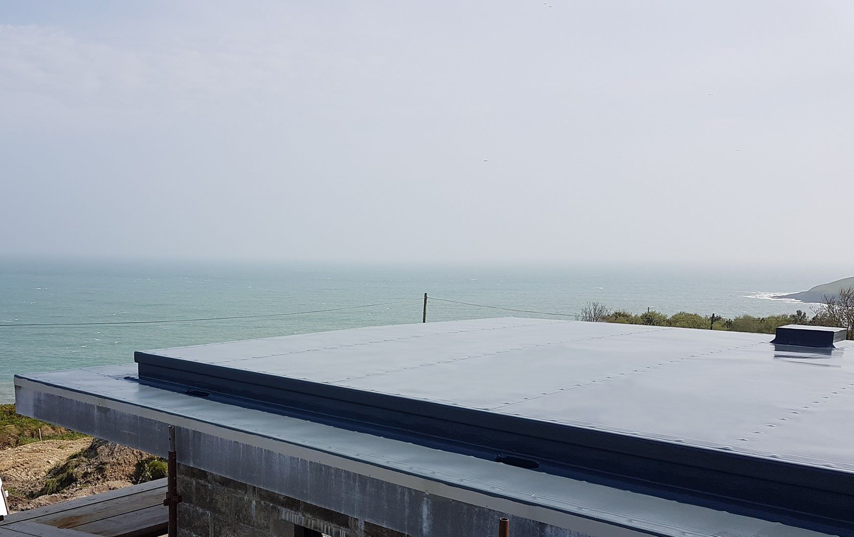 Gallery Dryseal Grp Roofing Systems Amp Installations Ireland